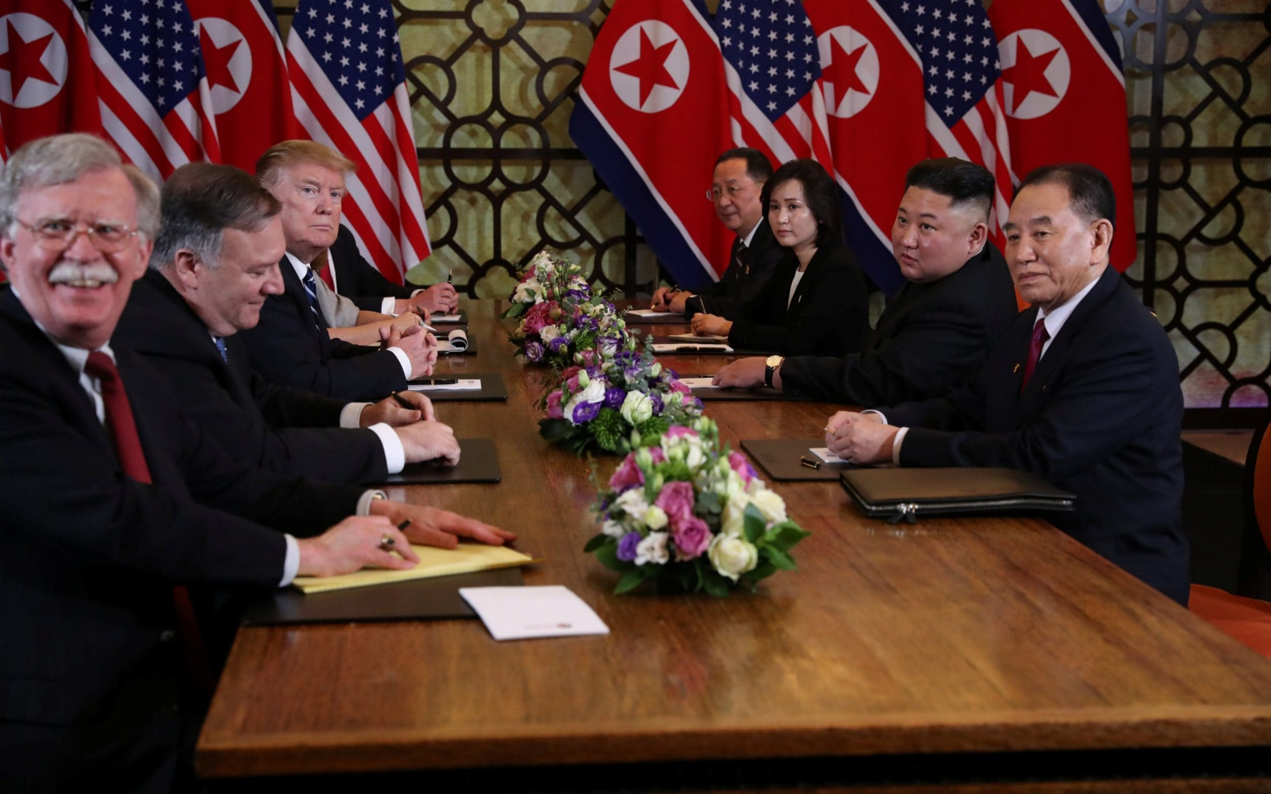 Boltons White House exit signals new hope for US-North Korea talks despite summer of missile tests