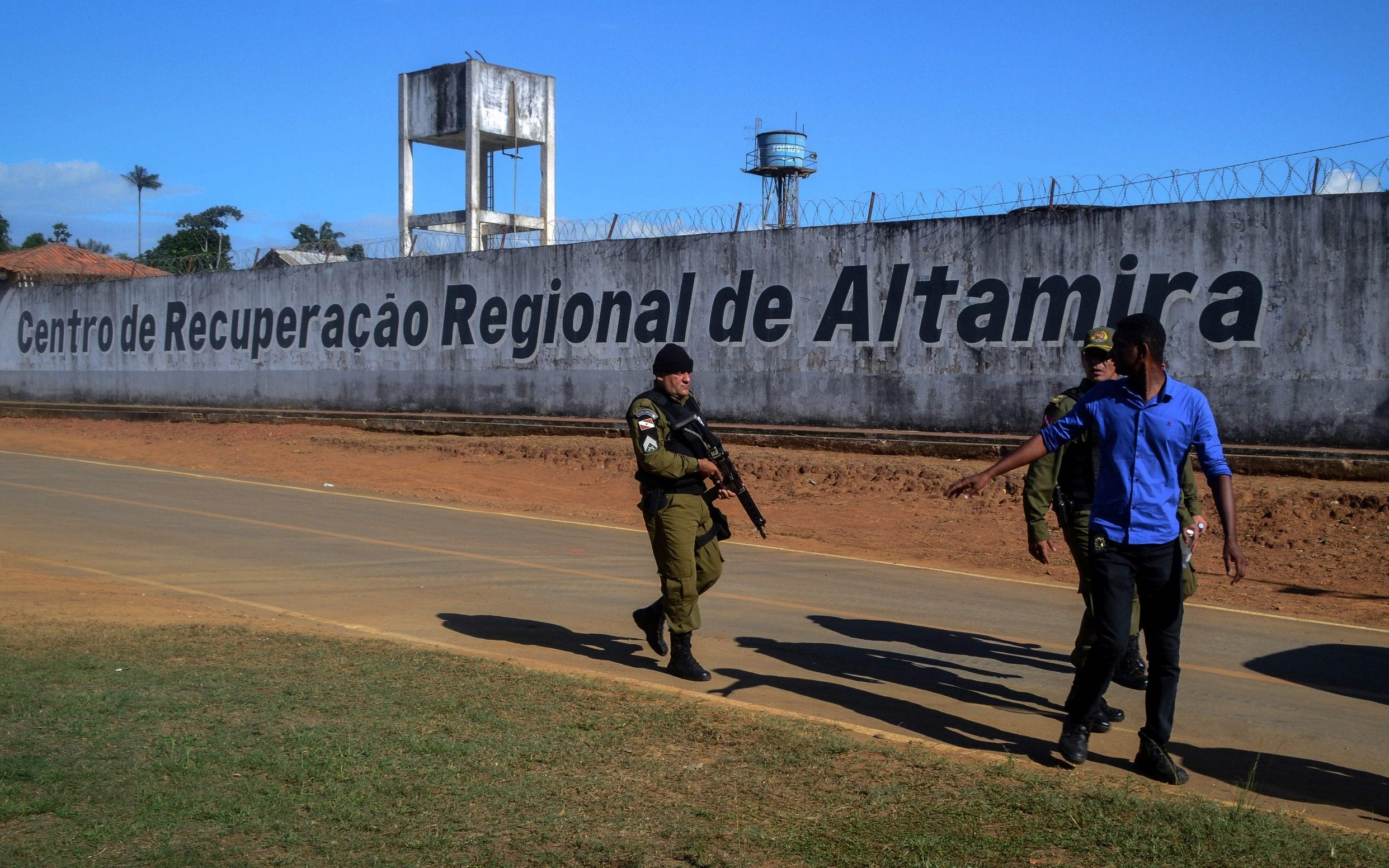 Prisoners decapitated as 57 dead in Brazil prison riot