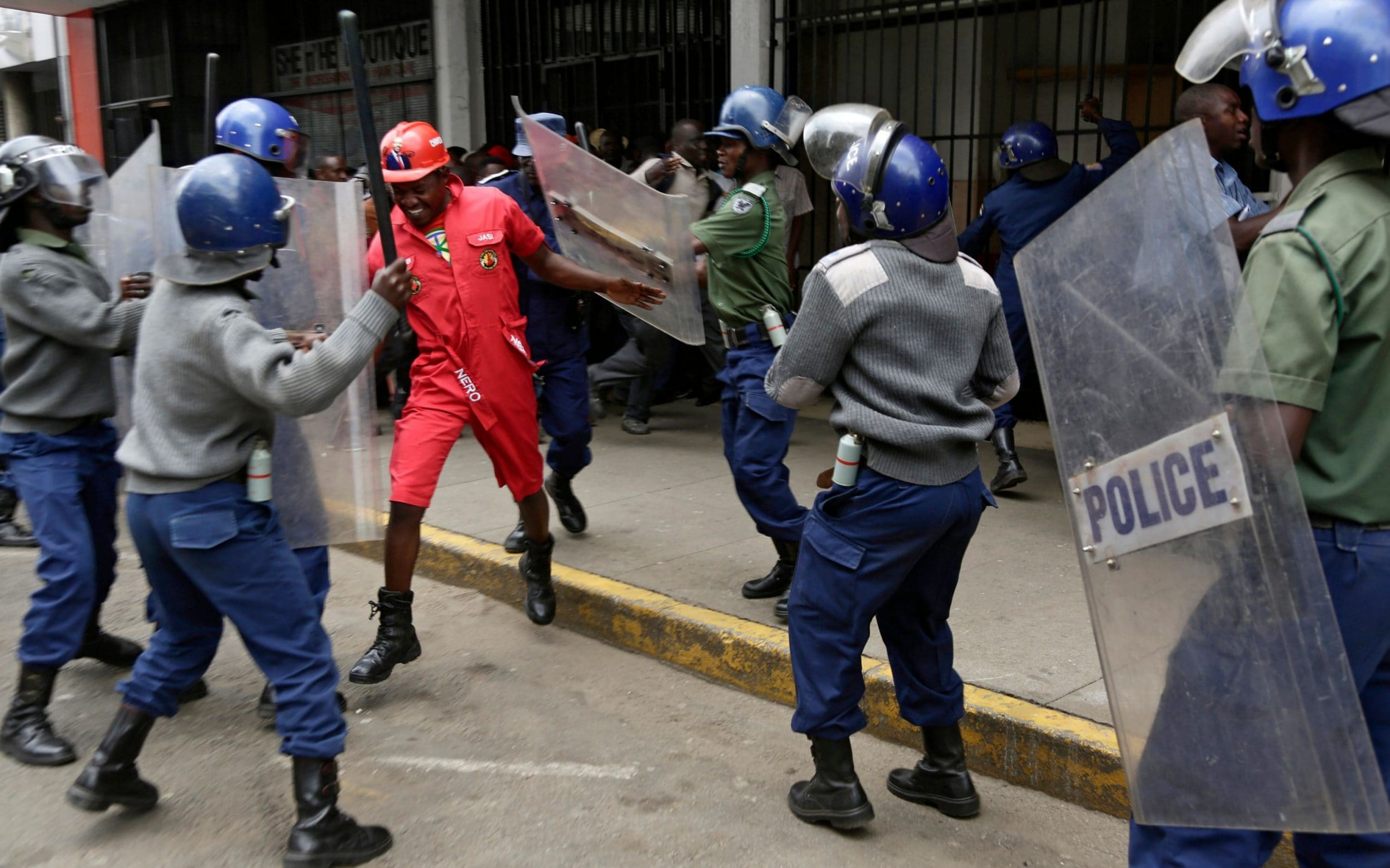 Zimbabwe opposition party complains of unprecedented persecution as state cracks down