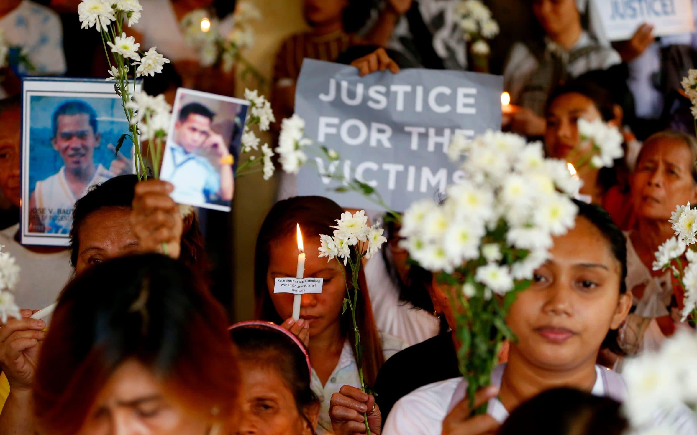 Amnesty identifies new killing field inPhilippines drugs war ahead of key UN vote