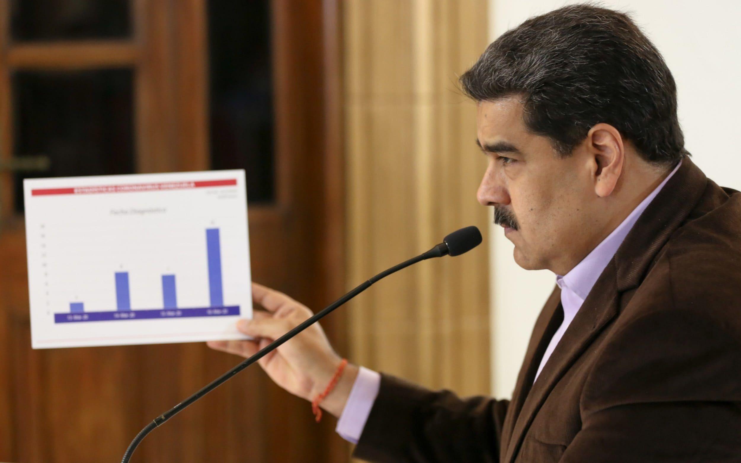 IMF denies Venezuela emergency aid to help fight coronavirus
