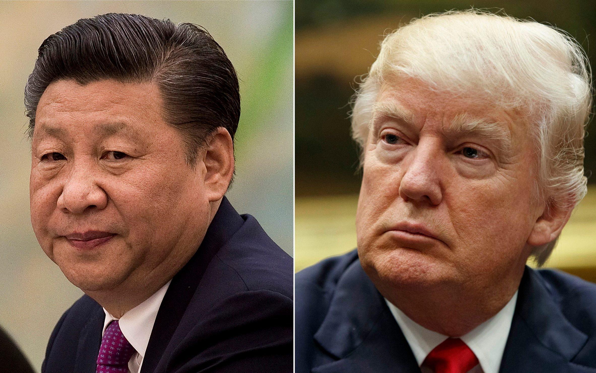Trump steps up anti-China rhetoric threatening very strong response if Hong Kong law passes