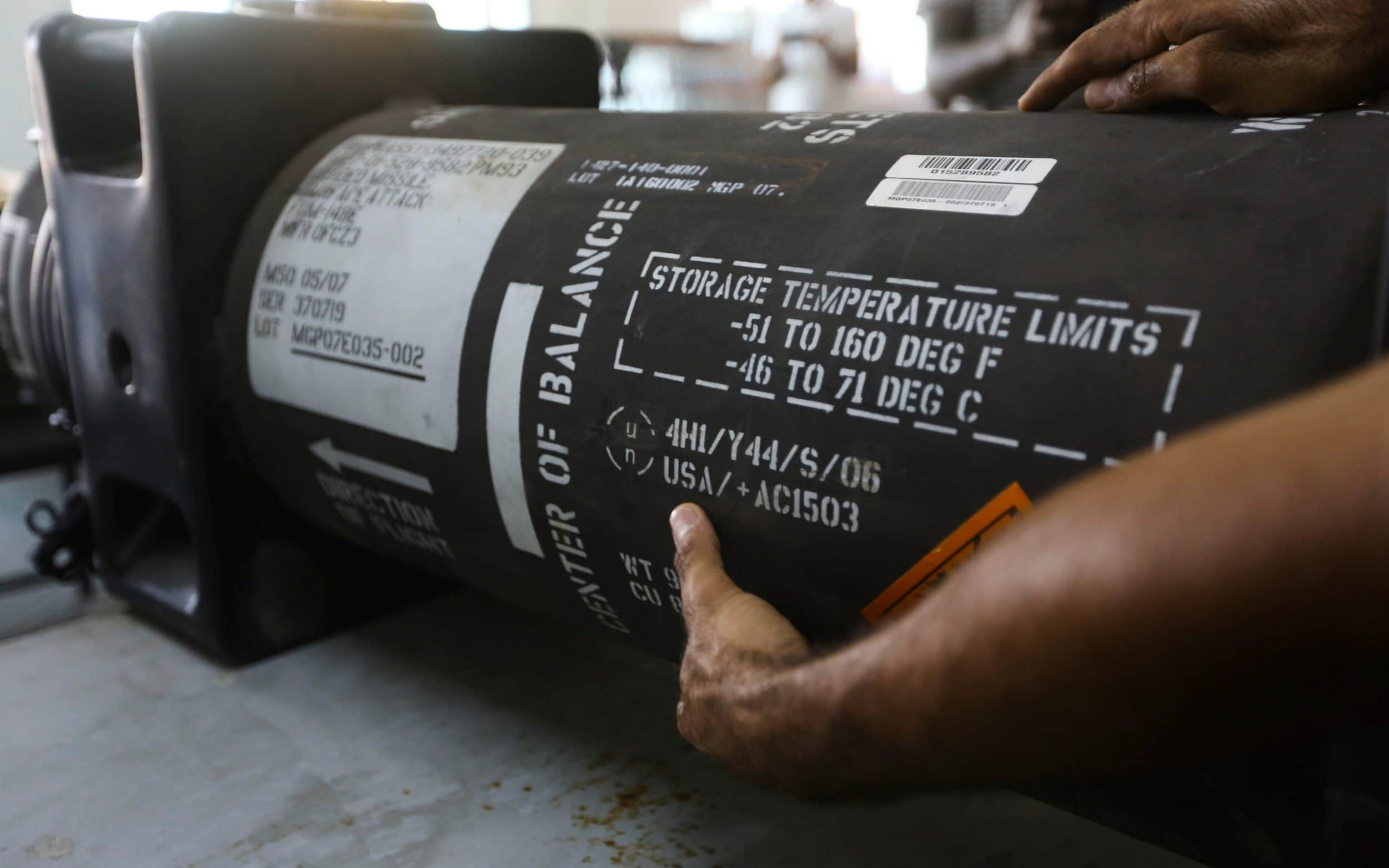 US-made missiles found at base used by Libyan rebels to attack Tripoli are ours, France admits