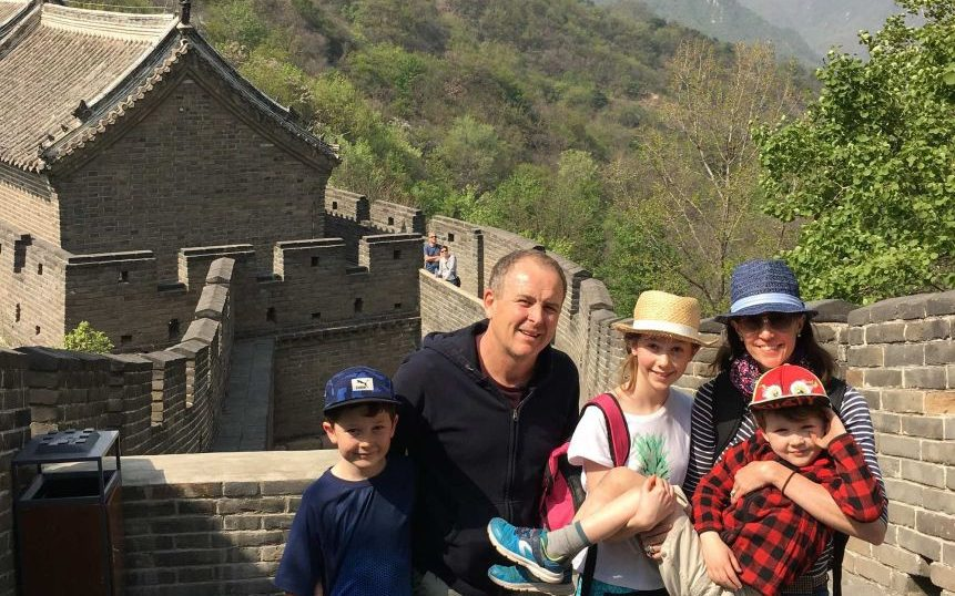 Australian journalist says he fled China after authorities threatened to detain his teenage daughter