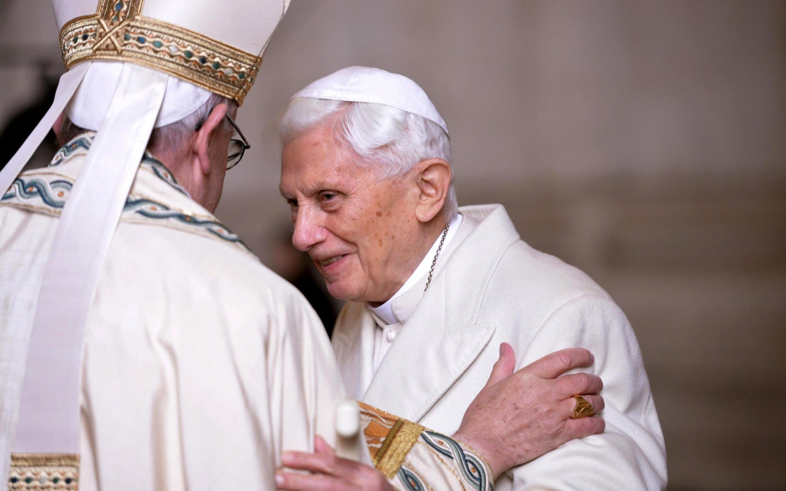 Pope Benedict demands his name is taken off controversial new book criticising current Pope Francis