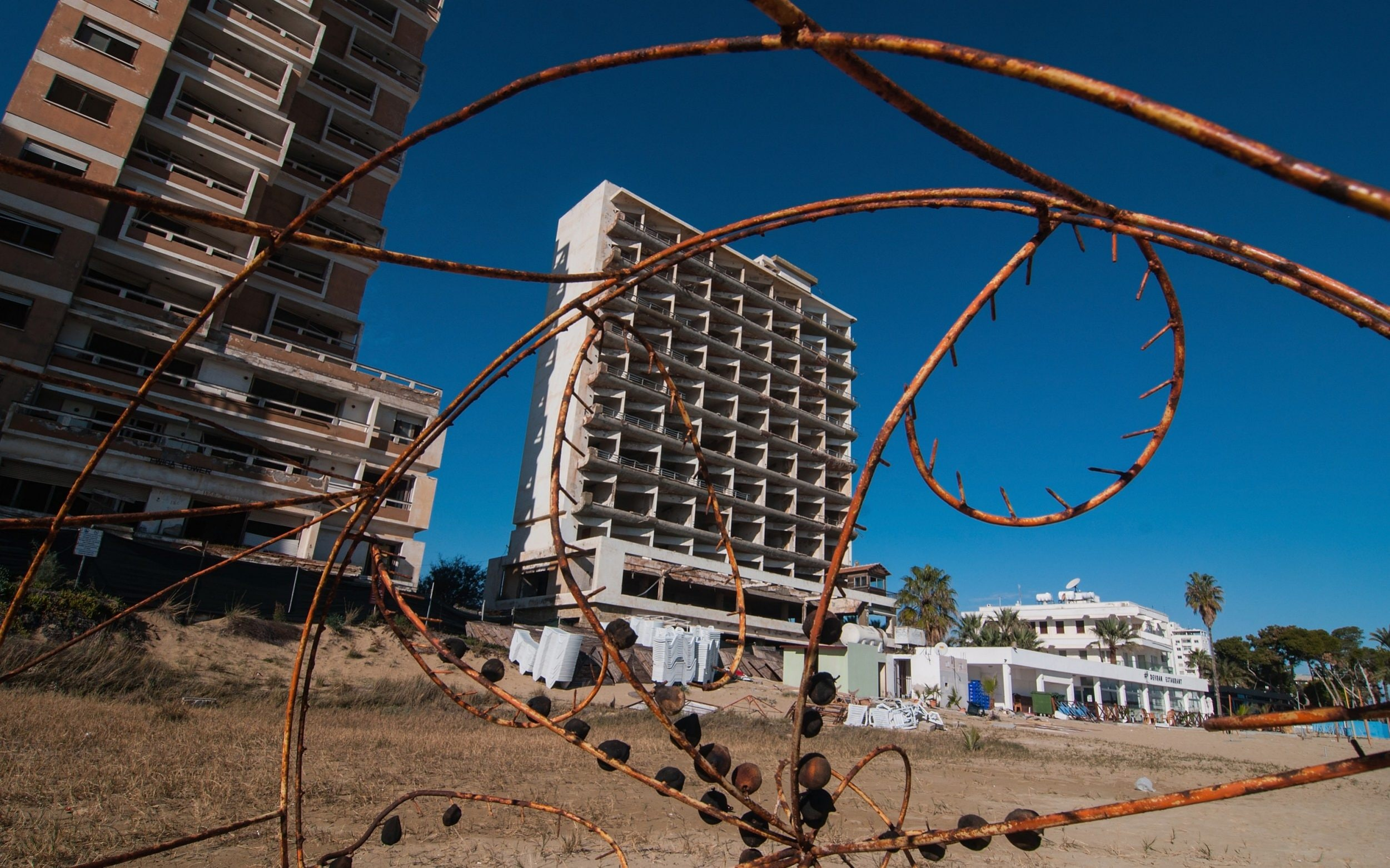 Turkeys president plans provocative picnic in symbolic Cyprus ghost town