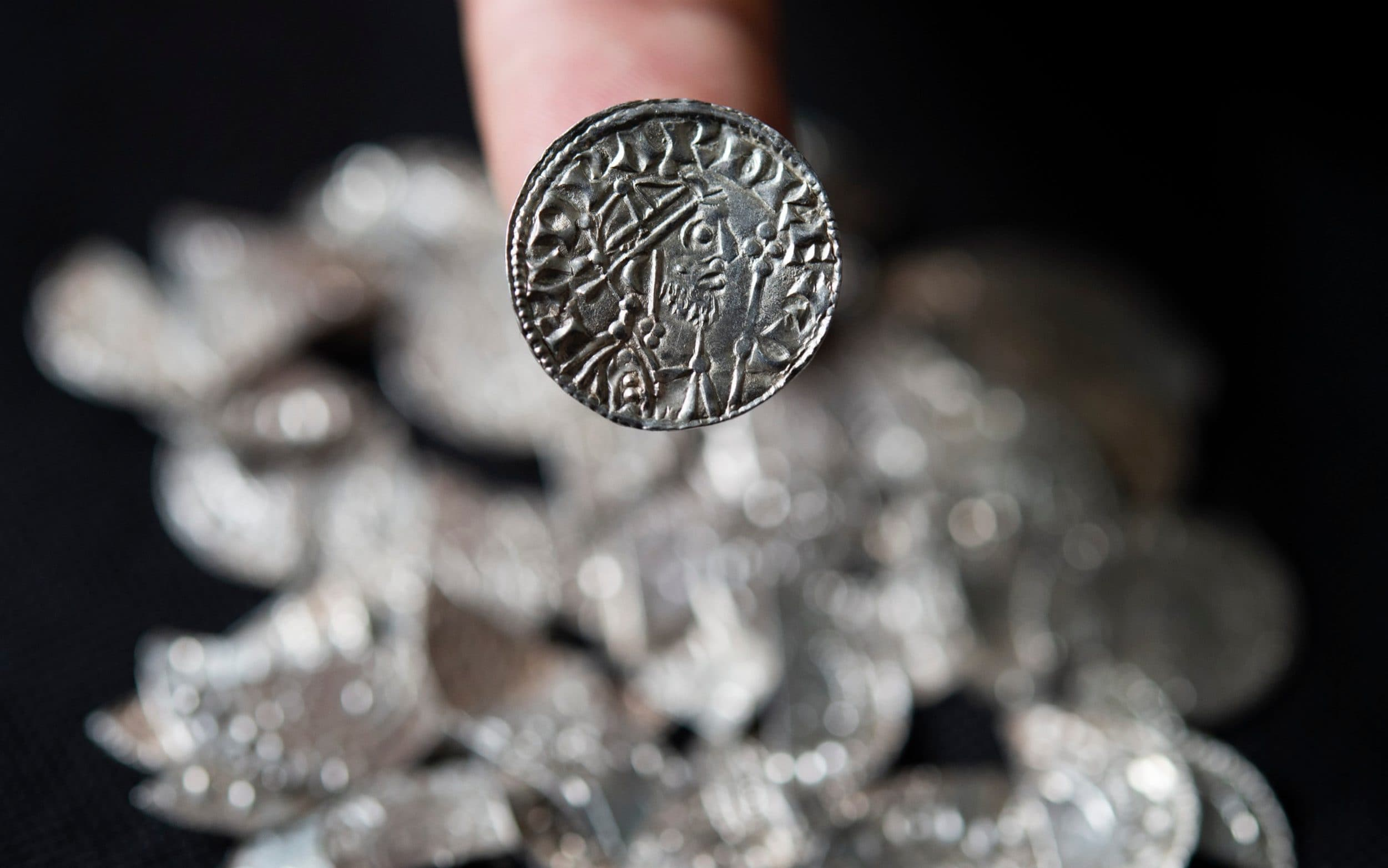 Major hoard of £5m Norman coins are early example of tax avoidance, British Museum says