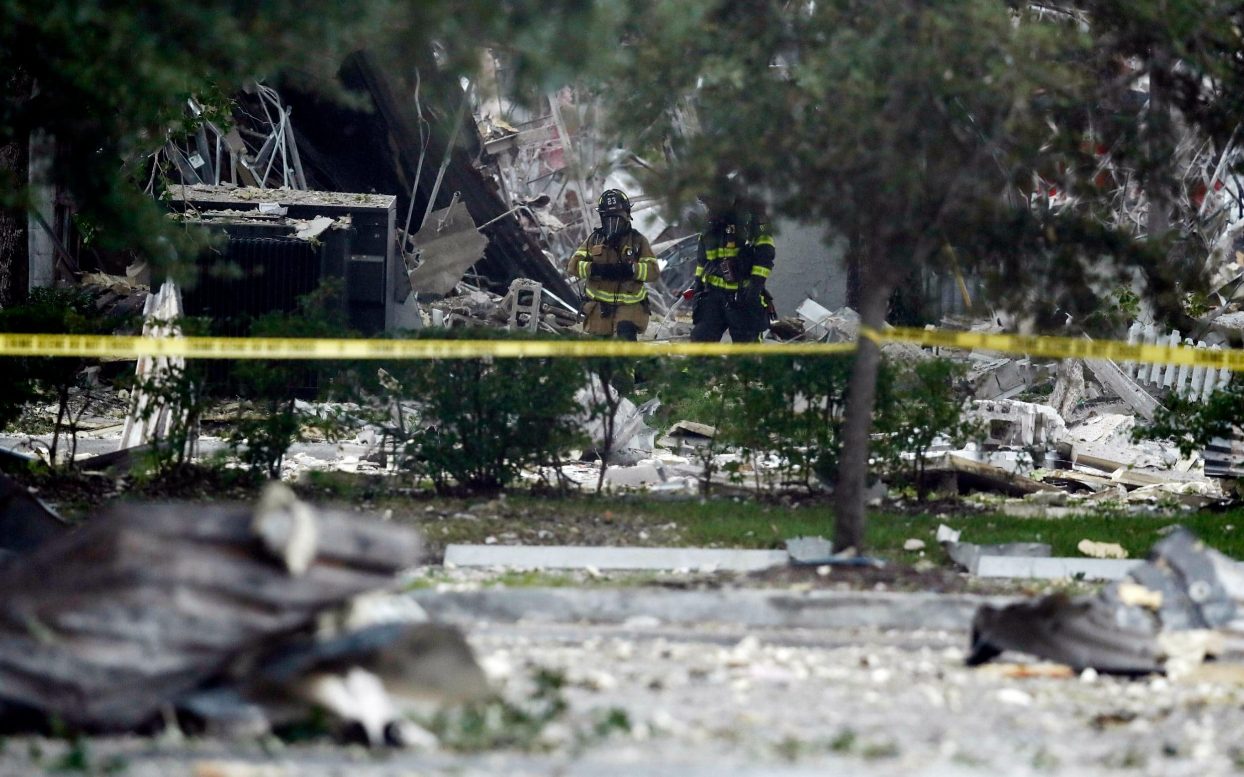 Multiple injuries in Florida gas explosion