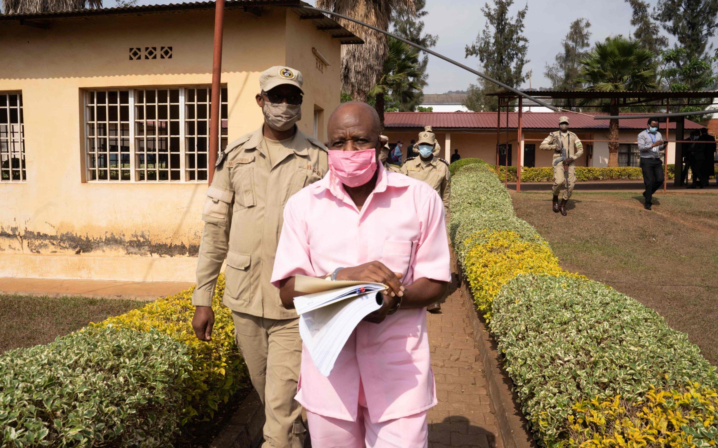 Hotel Rwanda hero admits forming armed group behind deadly attacks