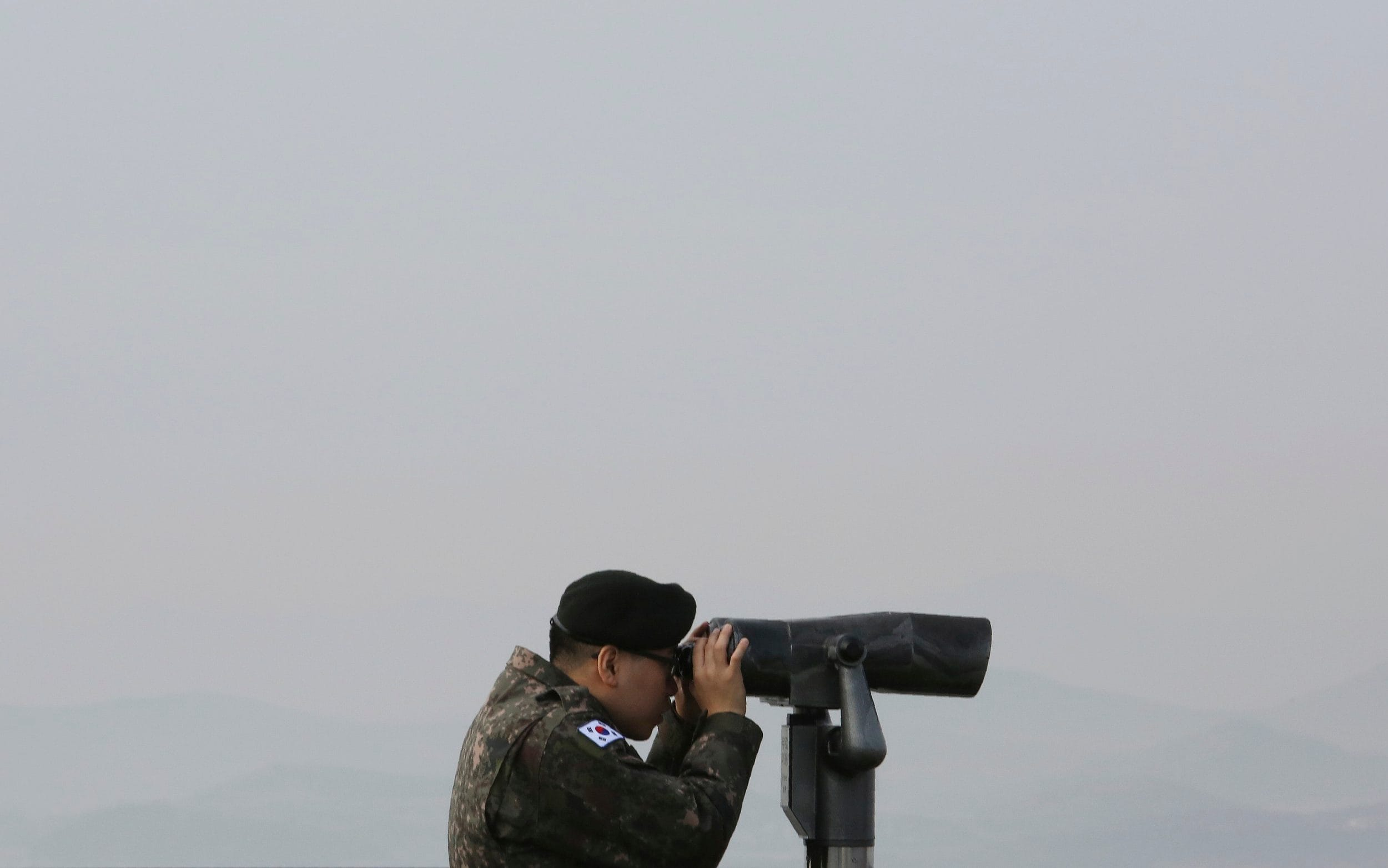 US base near North Korea accidentally sounds attack alarm instead of bugle call
