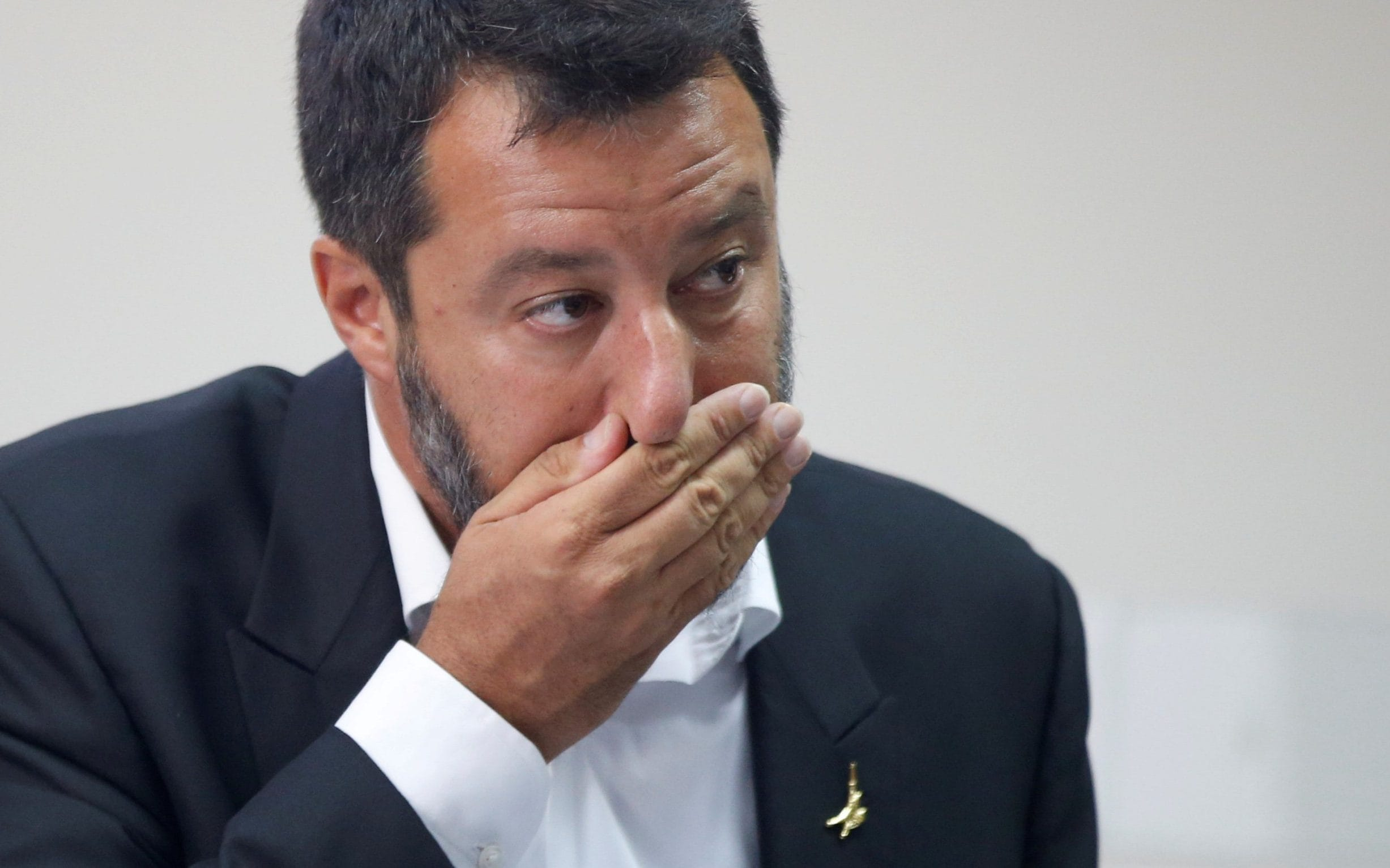 Matteo Salvini to join protest against Italys new government as it moves to undo hardline policies