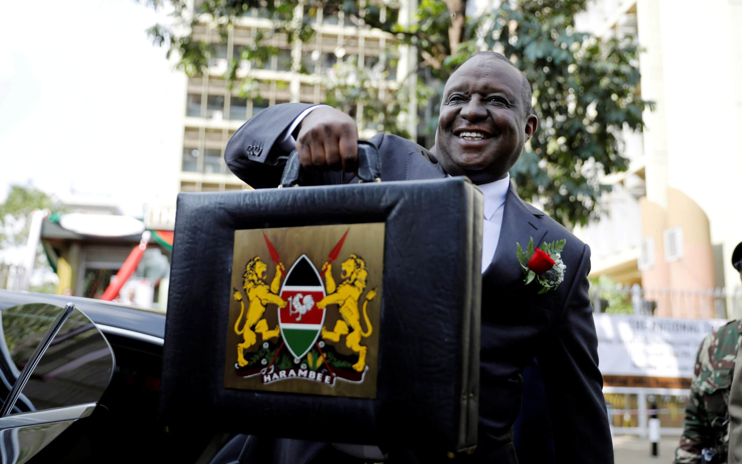 Kenyan finance minister arrested on corruption charges over mega dam project