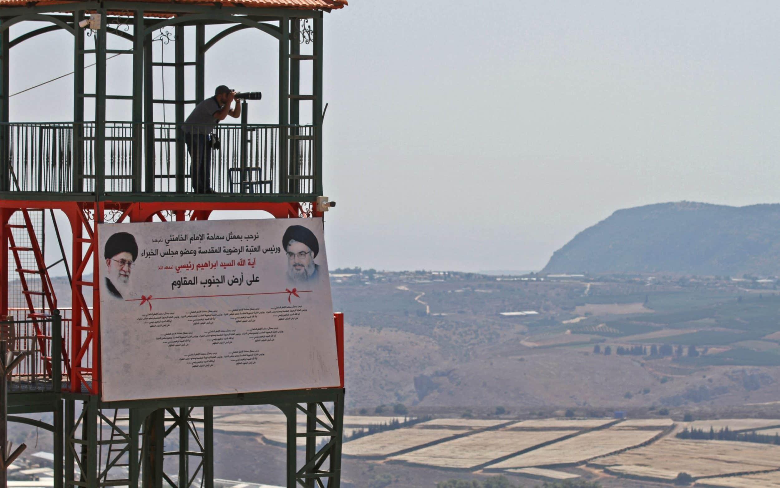 Hizbollah shoots down Israeli drone inside Lebanon amid rising tensions