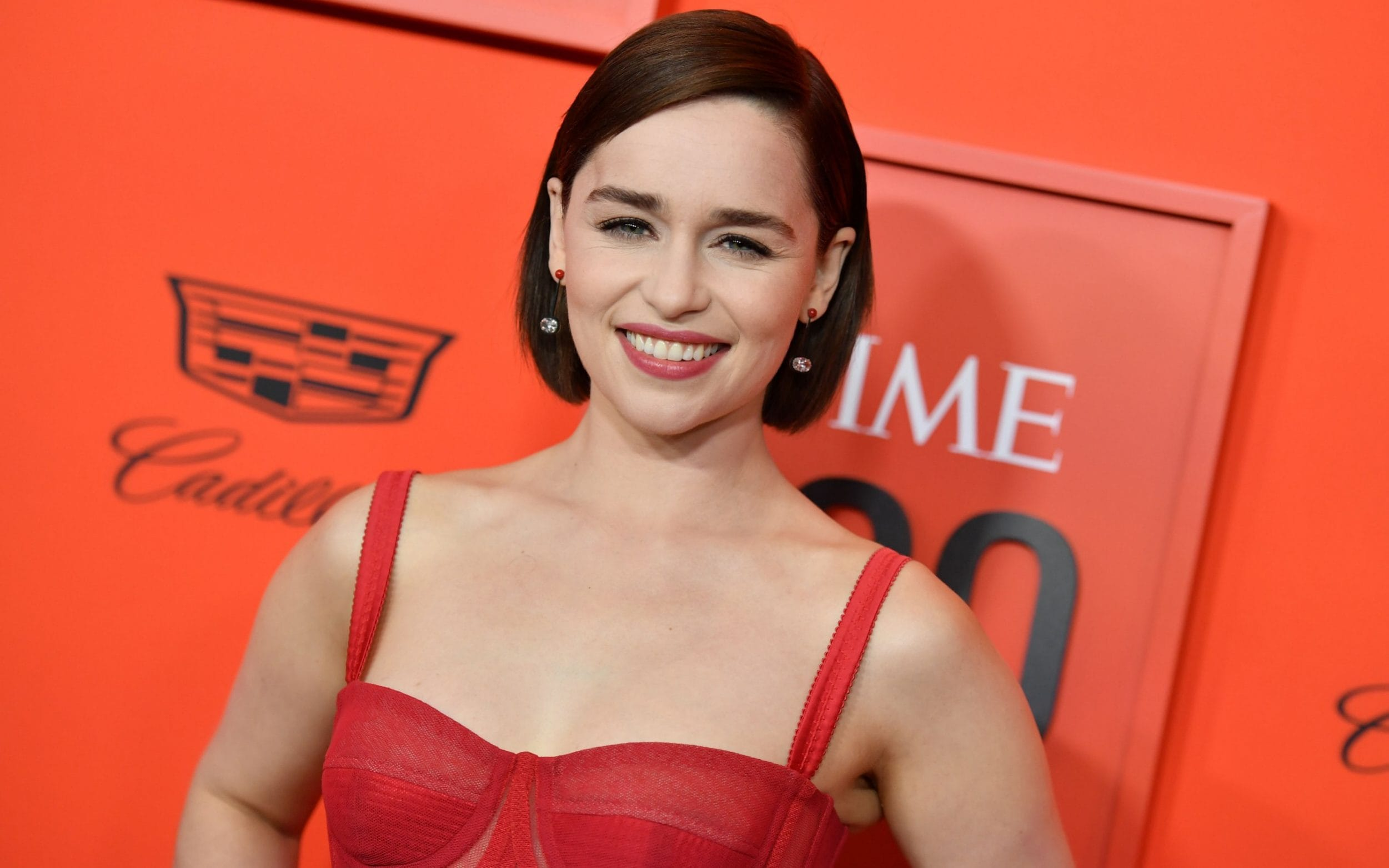 Game of Thrones star Emilia Clarke says she put pressure on herself to feel normal after suffering a stroke