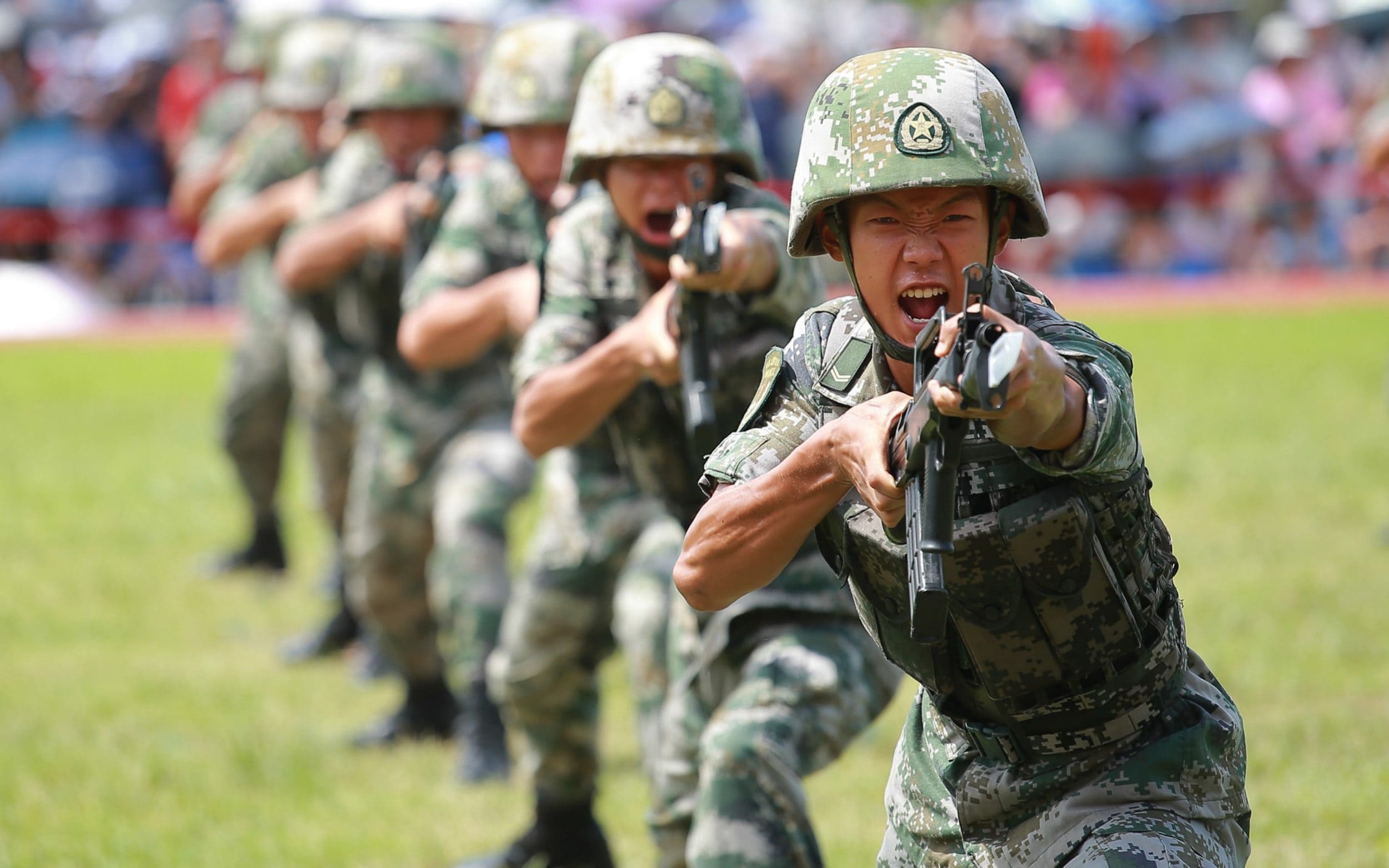 China says army can be deployed at Hong Kongs request
