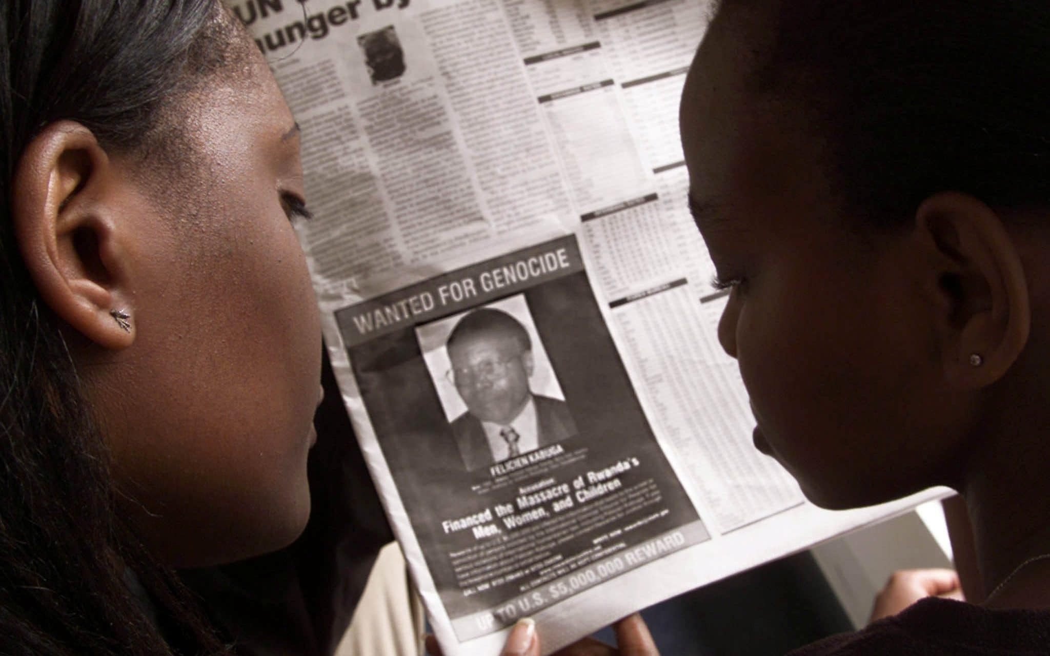 Rwandan genocide suspect Felicien Kabuga arrested after 25 years on run