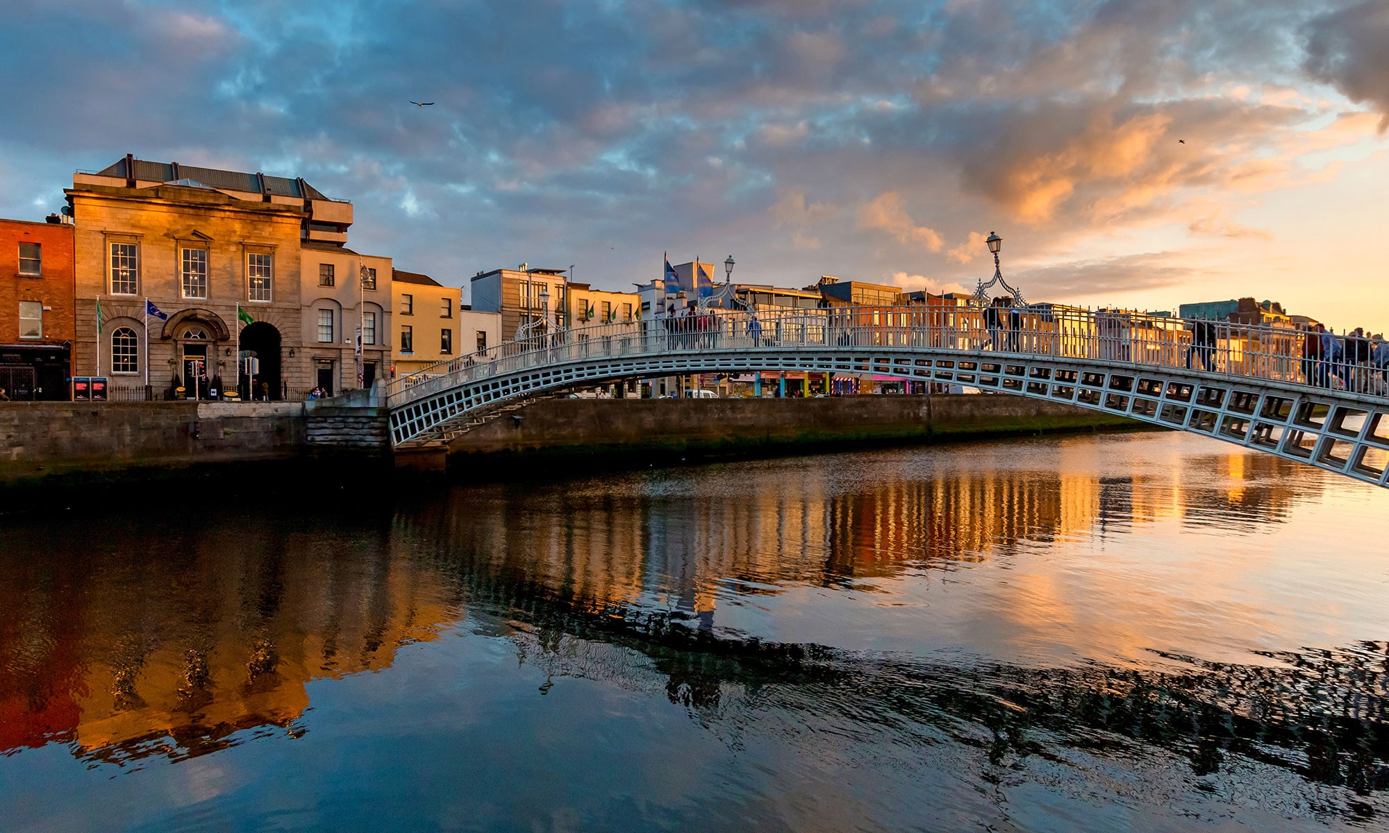 Dublin Bank Holiday Weekender Cruise