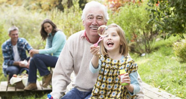 The Importance and Benefits of Grandparents in the Life of a Child