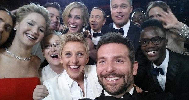 Oscar Selfies