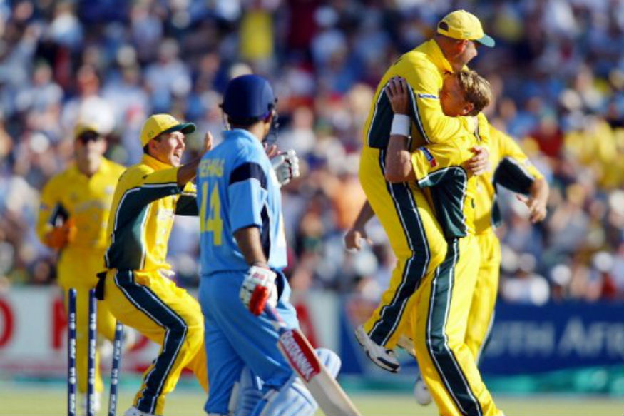 India vs Australia | A Lop-sided Yet Rich in Legend World Cup Rivalry -  Yahoo! Cricket.