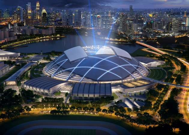 Over $250 million to be pumped into Singapore sports | Fit To Post.