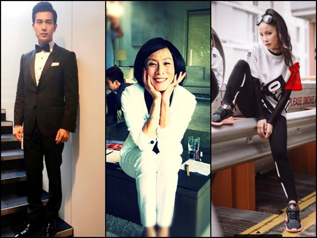(L-R): Singaporean stars Pierre Png, Tan Kheng Hua and Fiona Xie are going  to be filming the movie on their home turf.