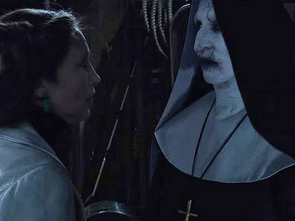 The Nun Scares Up A New Release Date