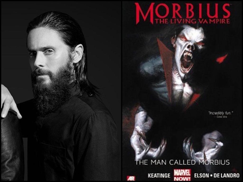 Jared Leto Morbius >> Jared Leto To Star As Morbius The Living Vampire In Spider