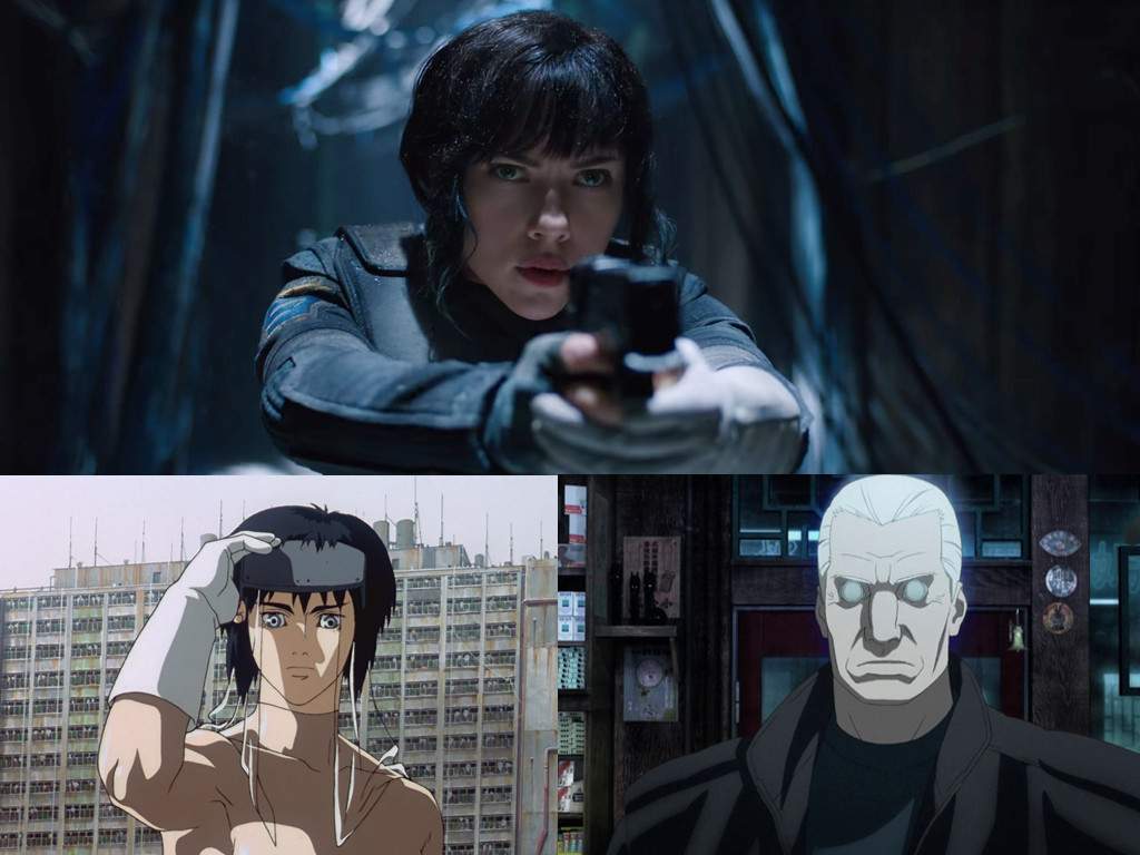 Revisiting The First Two Ghost In The Shell Movies