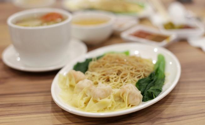 wanton noodles kay lee roast meat singapore