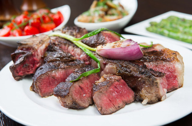 best places for meat - bistecca
