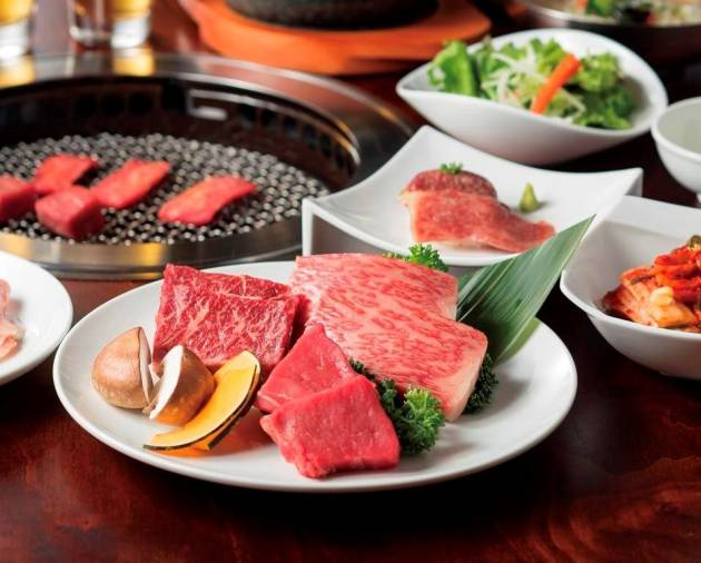 best places for meat - nikunohi