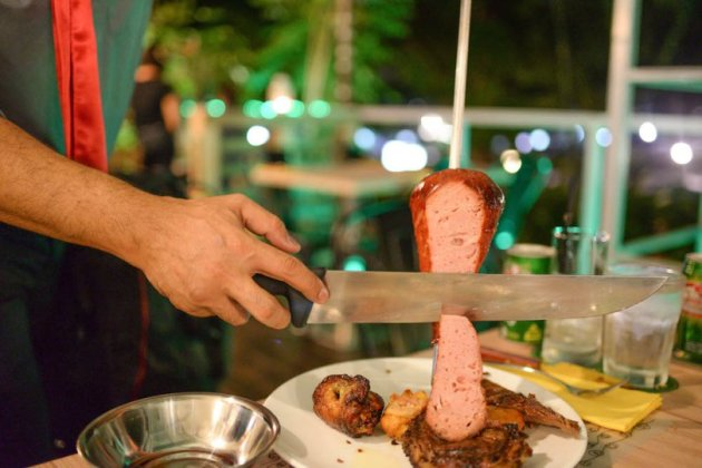 best places for meat - Carne and Cairpirinha