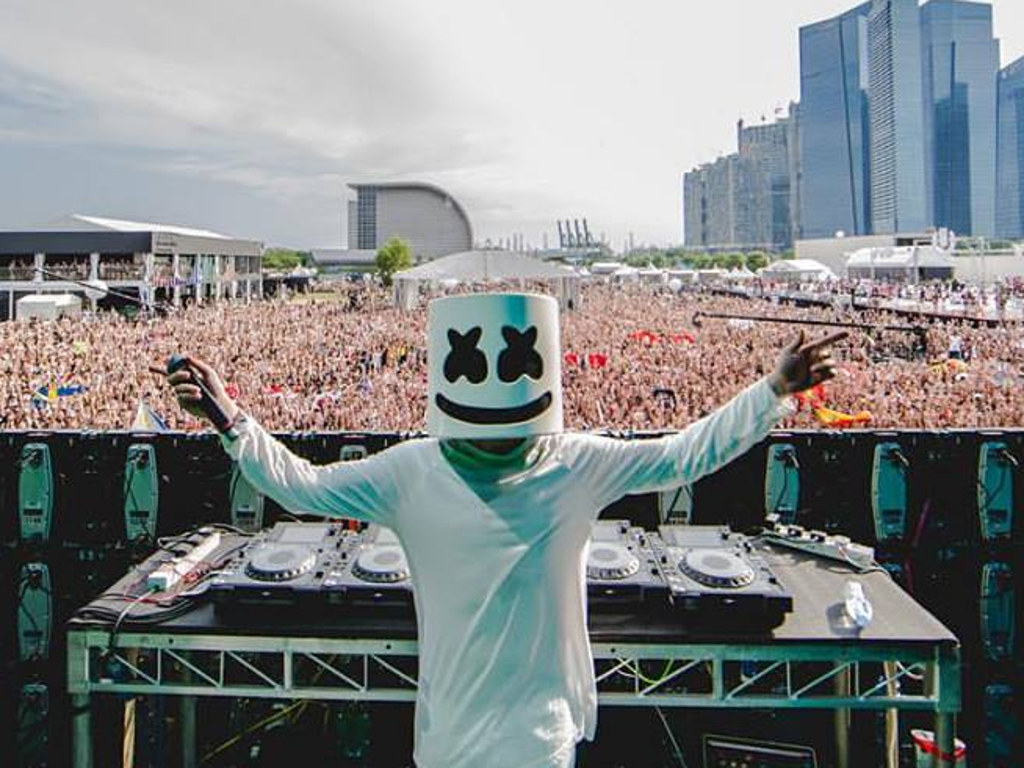 Marshmello Is Coming To Zouk Kl Is He The Real Deal