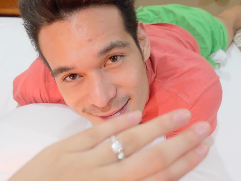 Are Max Collins and Pancho Magno engaged?