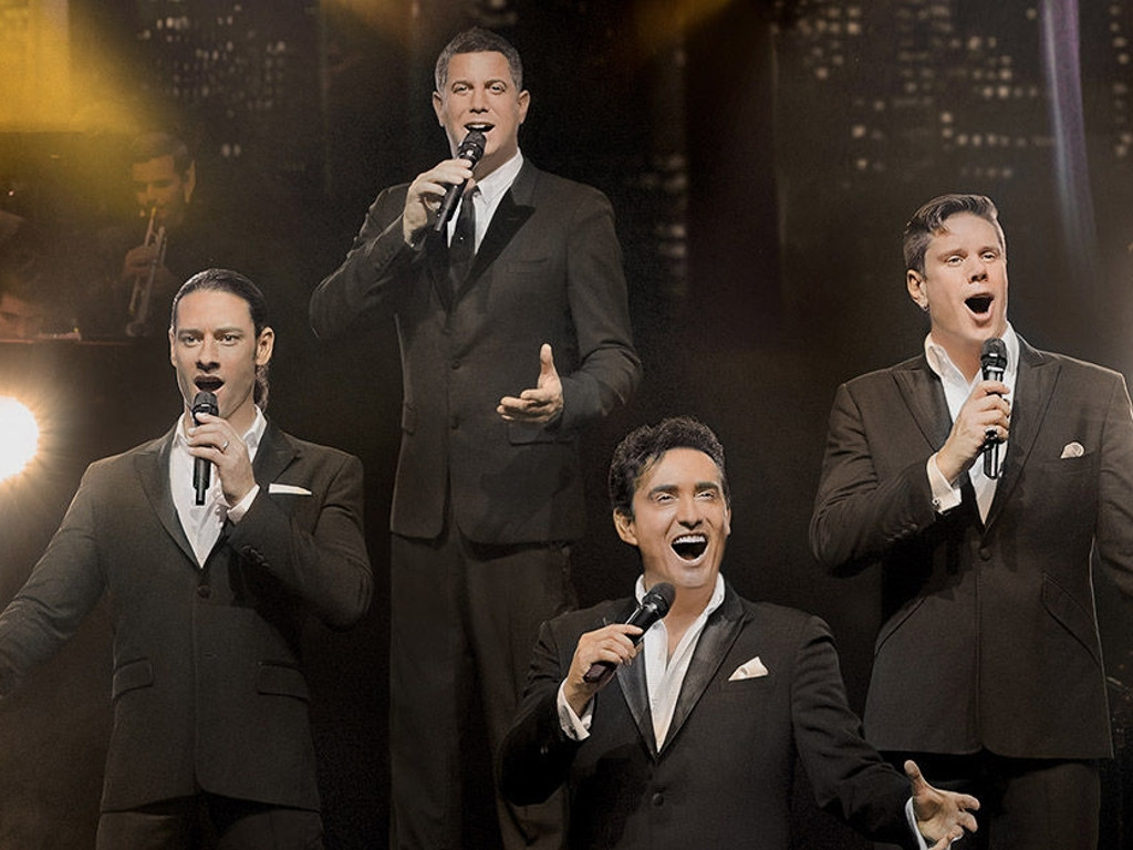 Il Divo Making Timeless Stops In Singapore And Malaysia