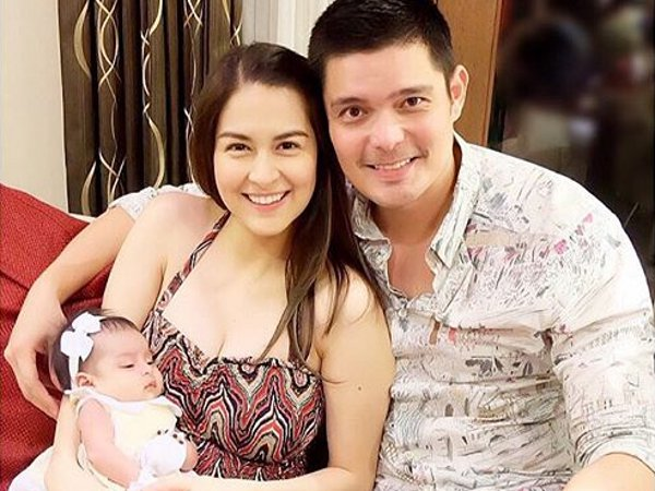 IN PHOTOS: Dingdong Dantes, Marian Rivera's daughter Maria ...