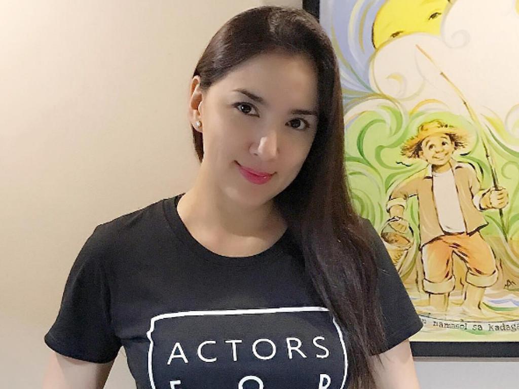 """Ara Mina Naked Body ara mina will return to """"pinulot ka lang sa lupa"""""""