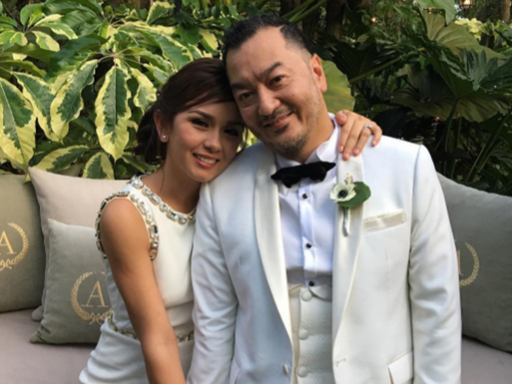 beauty gonzales ties the knot with norman crisologo