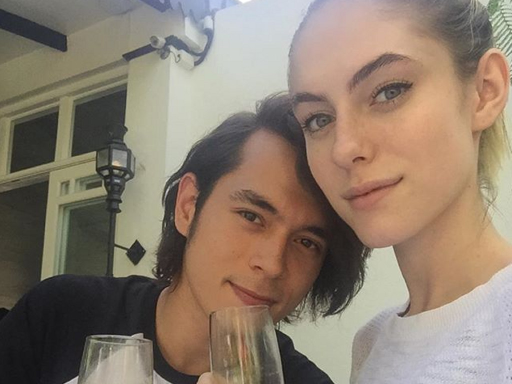Jake Cuenca admits to being single again