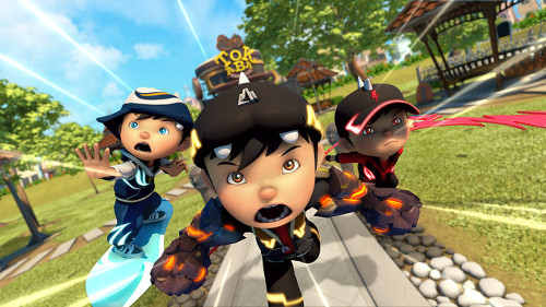 Boboiboy The Movie Aims For Rm25 Million And A Trilogy