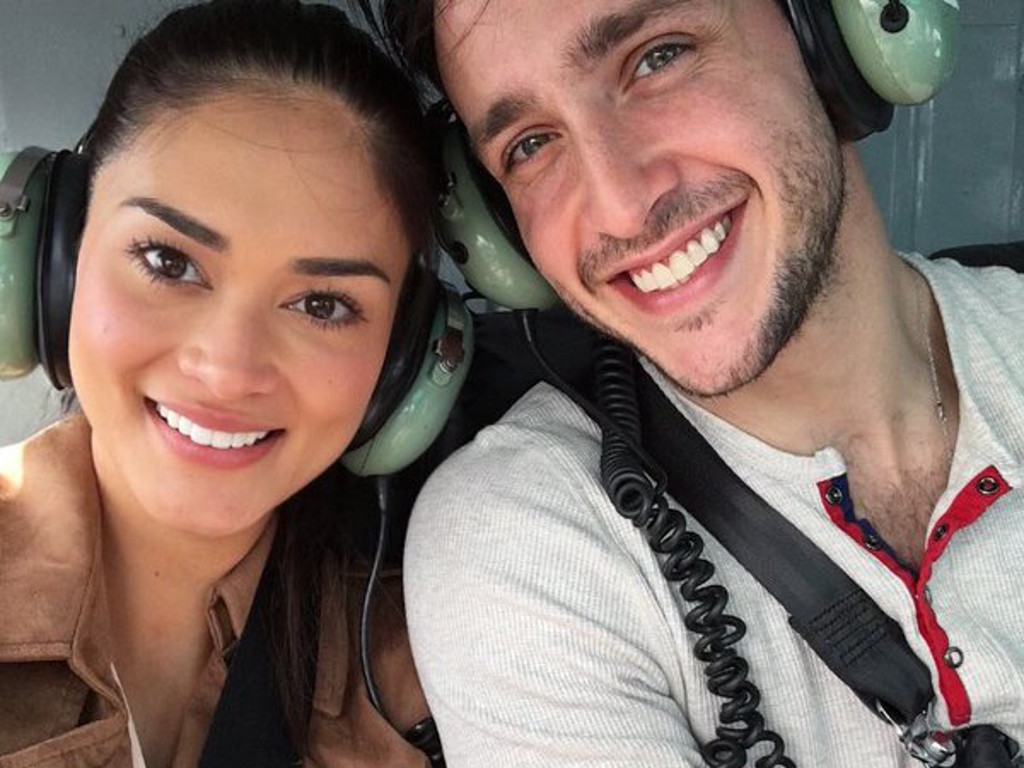 Pia Wurtzbach and Dr Mike prove they're still together