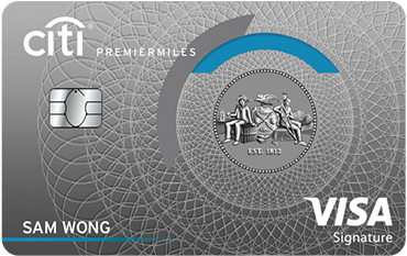 Citi PremierMiles Visa Card 2019