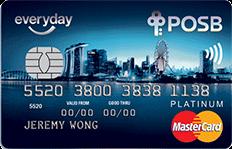 POSB Everyday Card - SingSaver