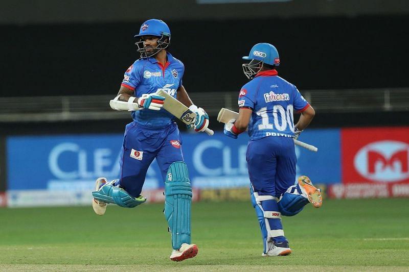 The Delhi Capitals' openers had a good game. (Image Credits: IPLT20.com)