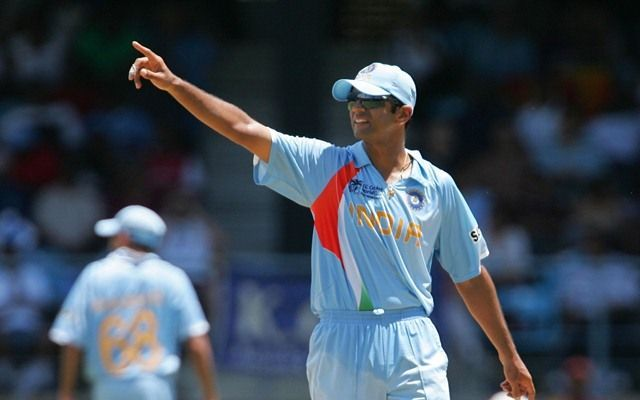 Is Rahul Dravid the most underrated Indian captain of all time ...