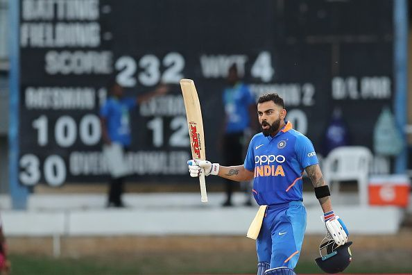 Should captain Kohli consider blooding youngsters at the top of the order in Tests?