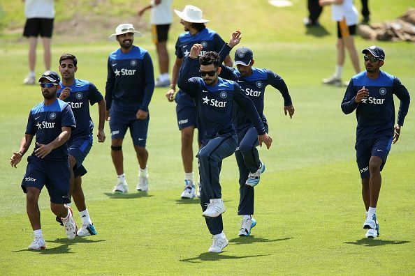 Virat Kohli has set up a strong culture for the team