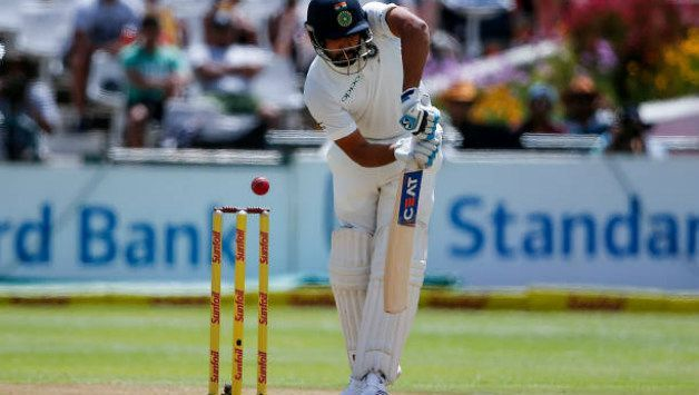 Rohit's struggles against the moving ball are well established.