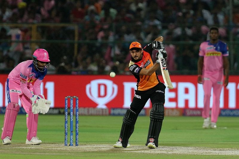Manish Pandey cost ₹11 crore in the 2018 auction.